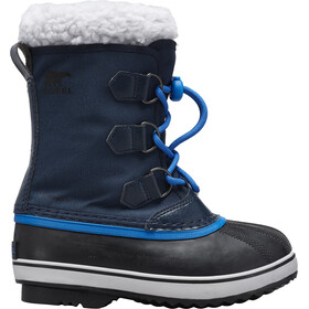 Sorel Yoot Pac Nylon Stiefel Jugend collegiate navy/super blue